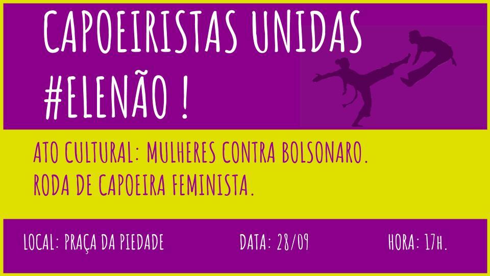 Cartaz #ELENÃO (2)