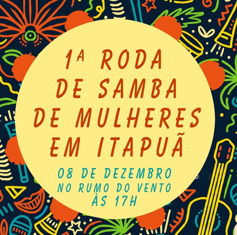 Roda de Samba de mulheres
